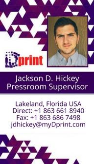 Dprint - Jackson D. Hickey