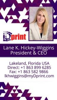 Dprint - Lane K. Hickey-Wiggins