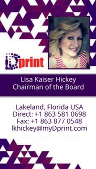 Dprint - Lisa Kaiser Hickey