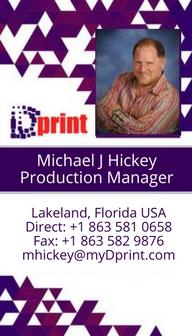 Dprint - Michael J Hickey