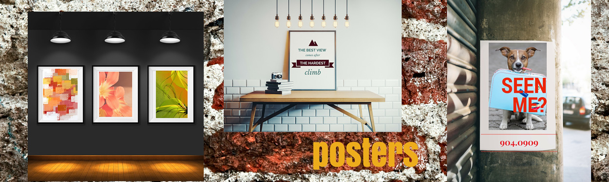 DPrint posters