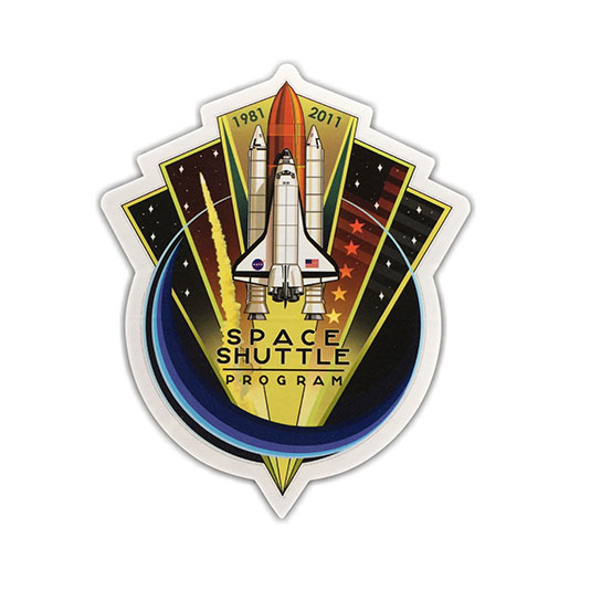 Shuttle-Commemorative