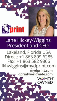 Lane business card 2018 side 1