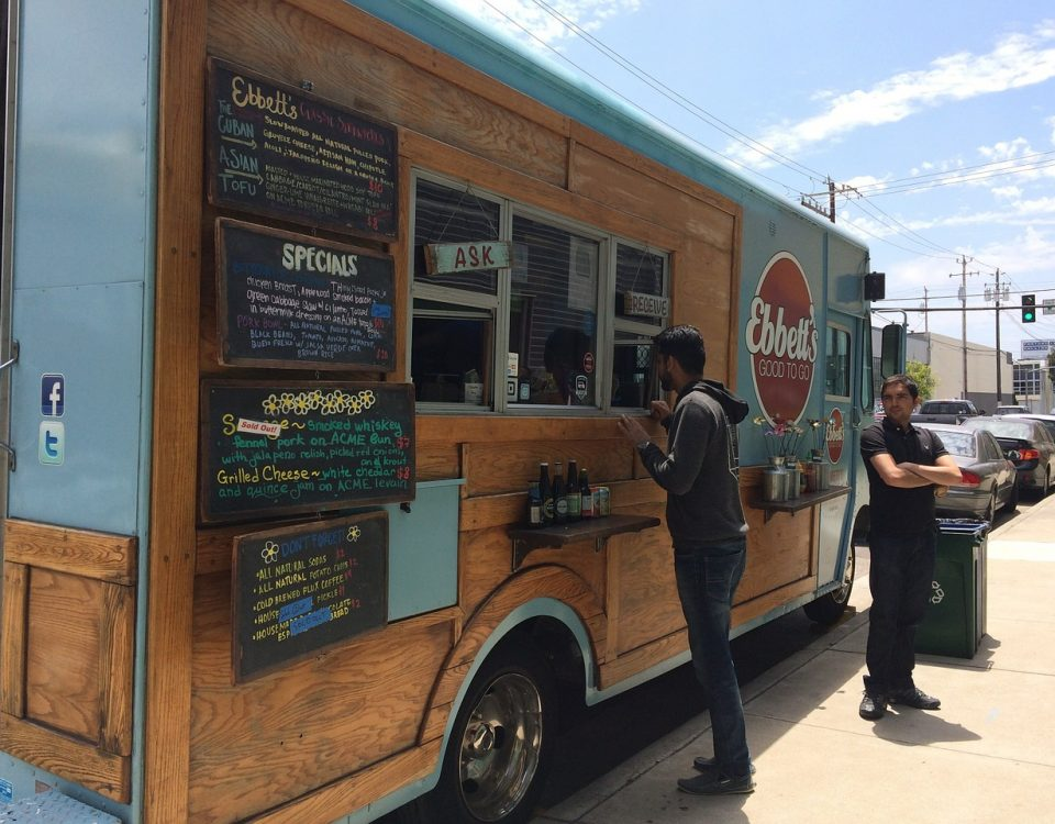 branding and wrapping your food truck