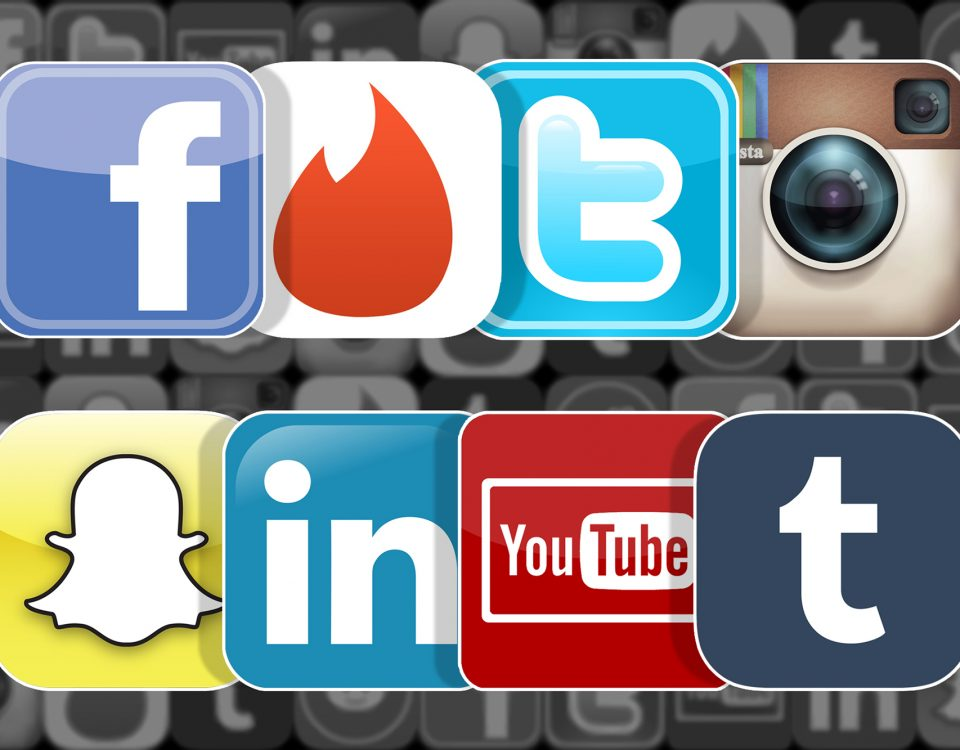 social media and graphic design