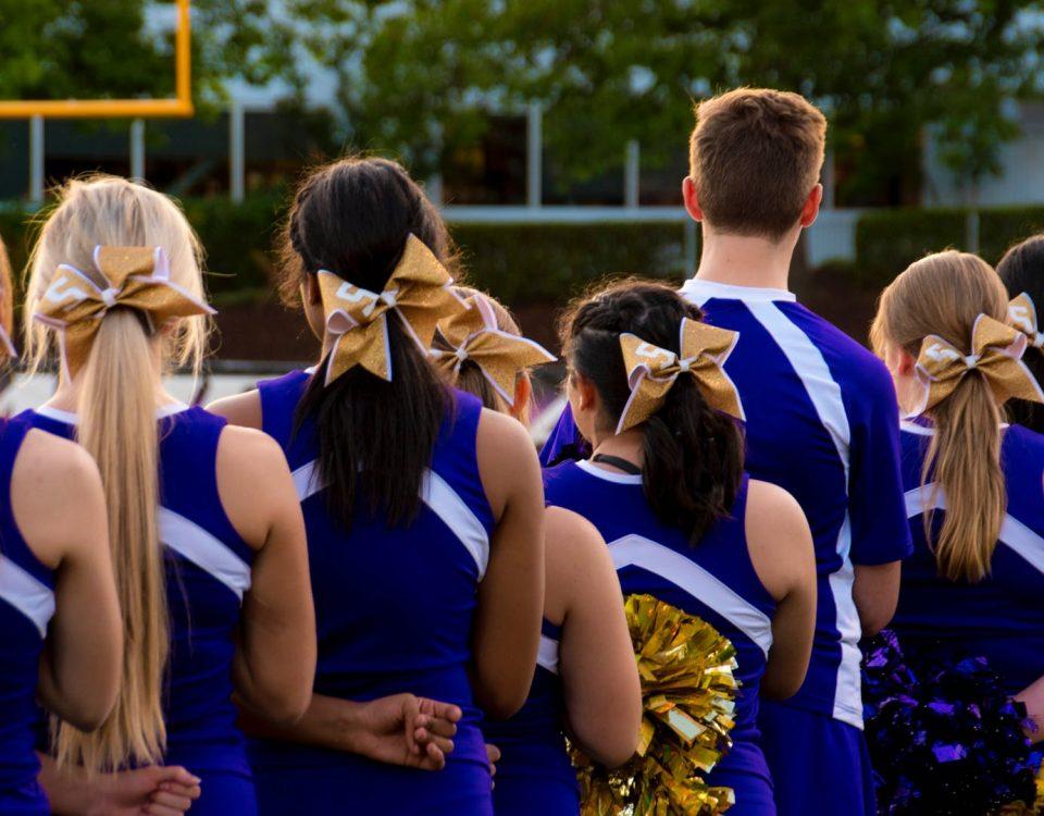 cheer team fundraising