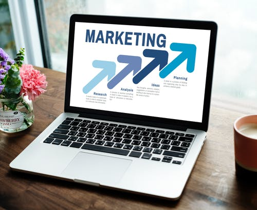 small business marketing material