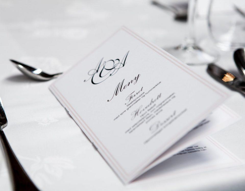 menu design ideas