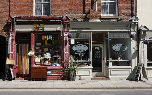 retail windows and doors